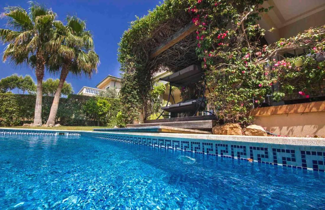 01-302 hübsches Ferienhaus Mallorca Südwesten Bild 6