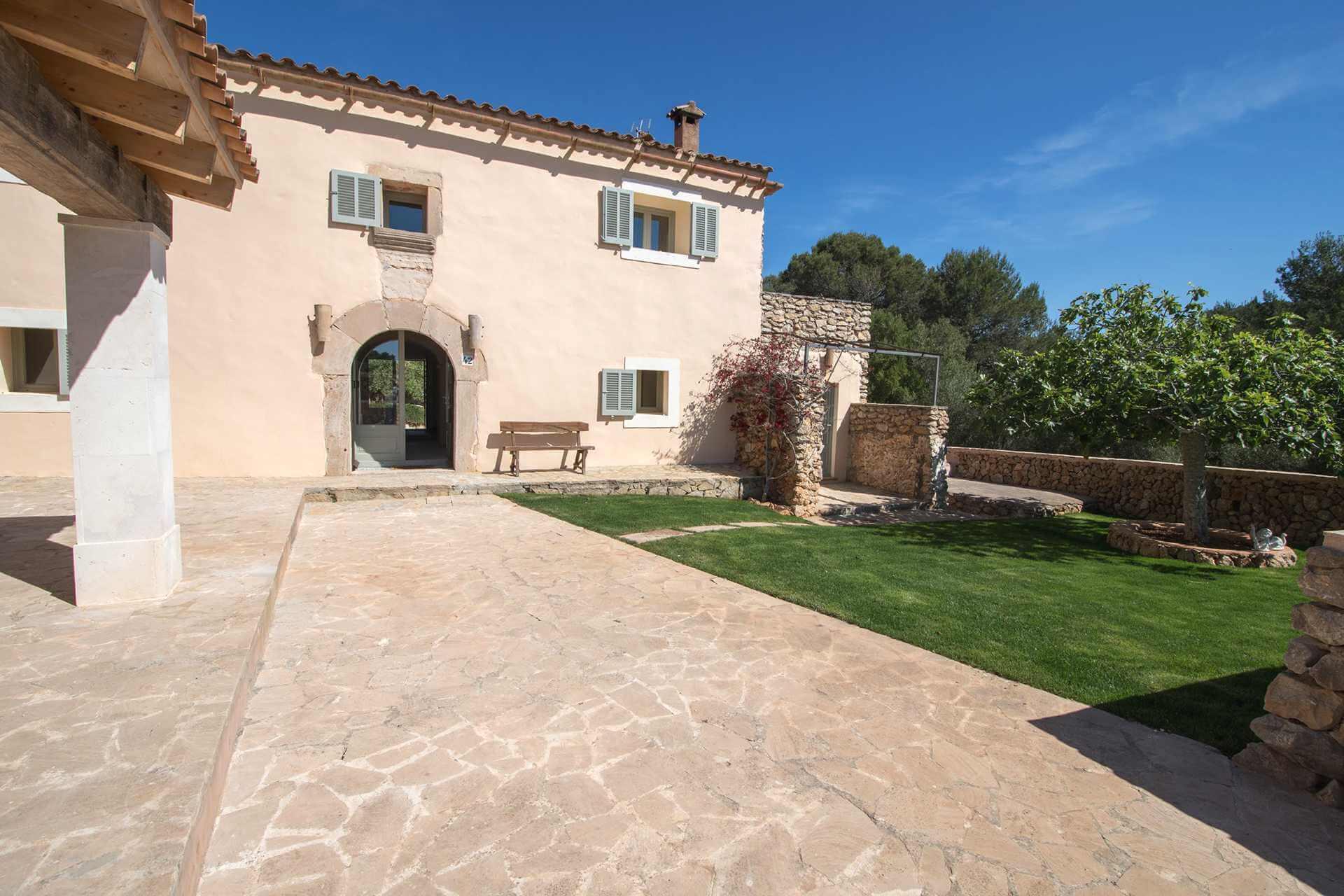 01-345 modern sea view Villa Mallorca east Bild 6
