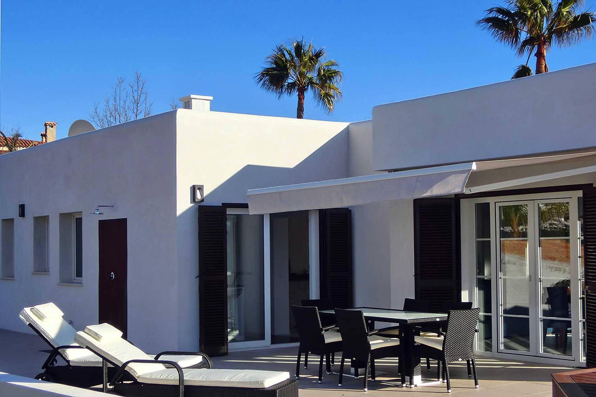 01-95 Ferienhaus Mallorca Süden mit Meerblick Bild 6
