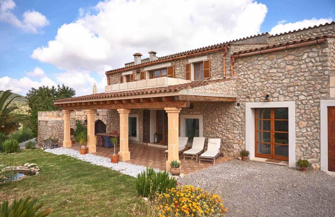 01-358 stilvolle Finca Mallorca Nordosten Bild 6
