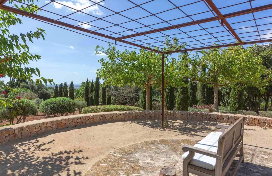01-343 luxuriöse Finca Mallorca Süden Bild 6
