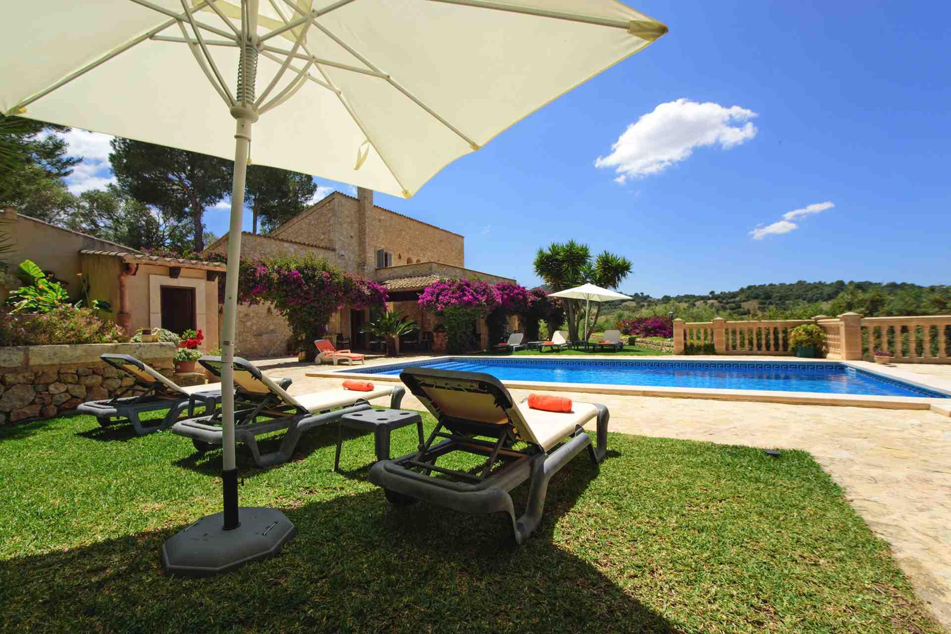 01-147 idyllische Finca Mallorca Osten Bild 6