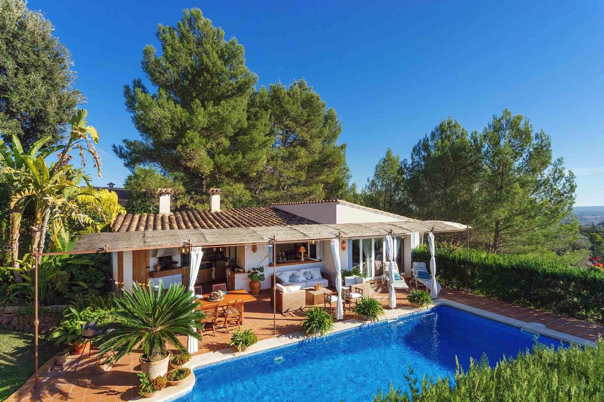 01-287 cozy Finca North Mallorca Bild 6