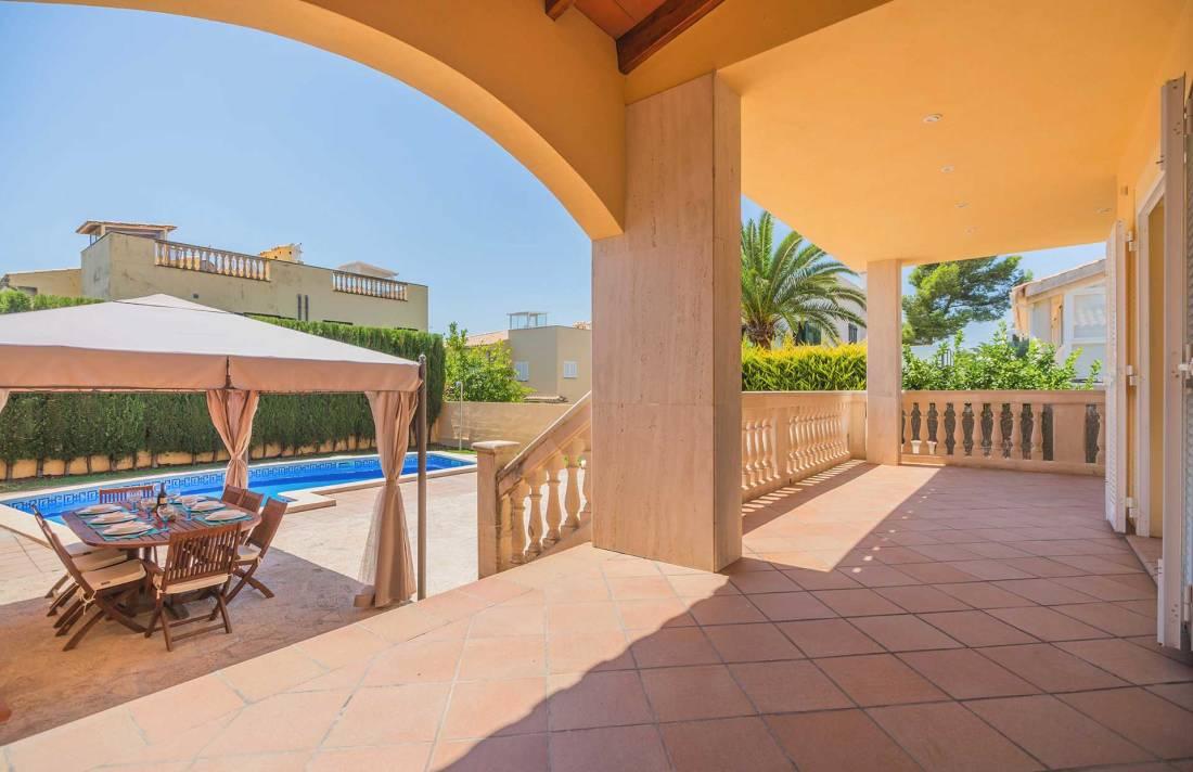 01-298 Golfplatz Chalet Mallorca Norden Bild 6