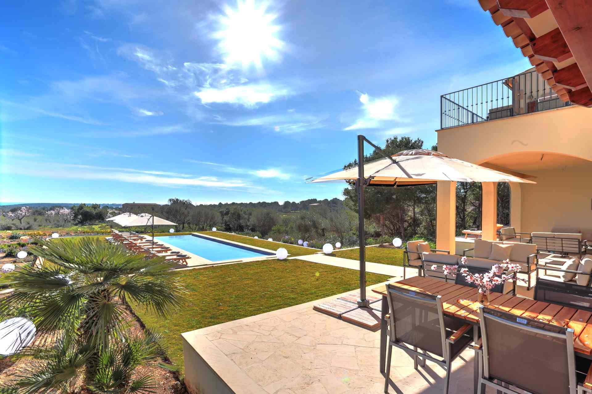 01-315 brand new luxury Finca east Mallorca Bild 6