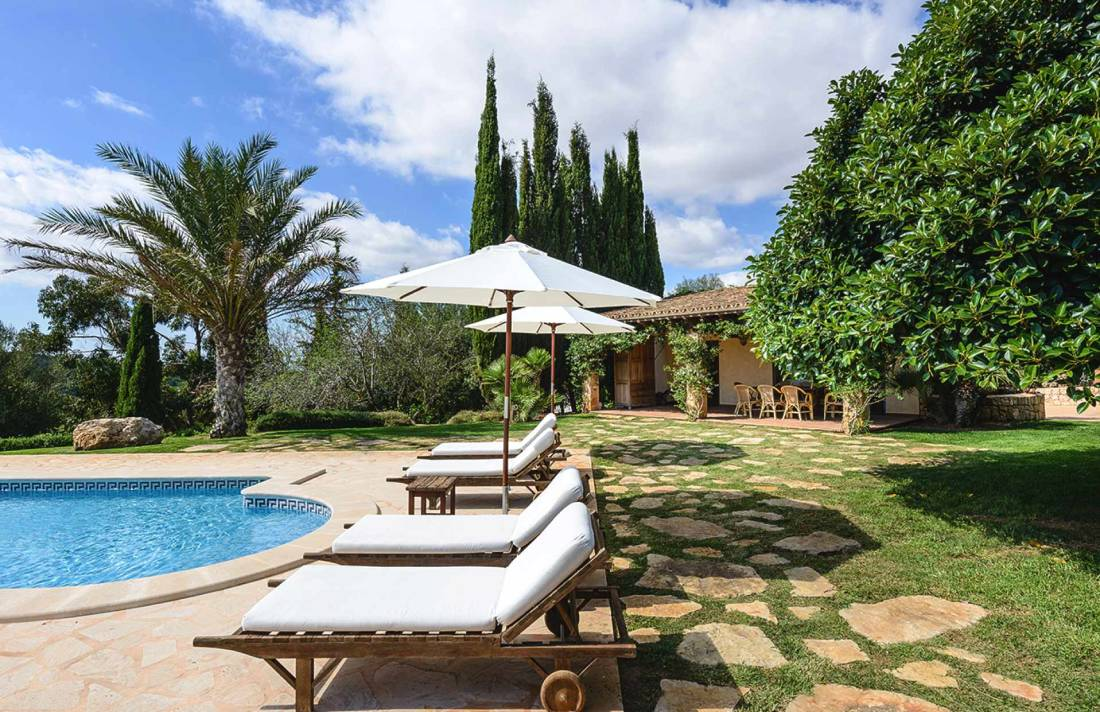 01-300 geschmackvolle Finca Mallorca Süden Bild 6