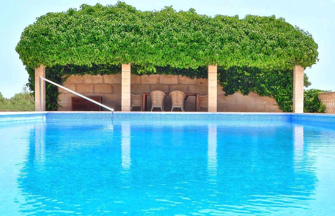 01-319 riesige luxus Finca Mallorca Osten Bild 6