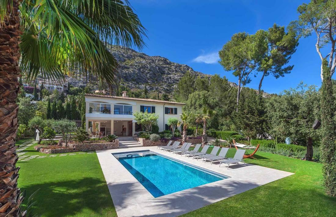 01-337 Luxus Villa Mallorca Norden Bild 6