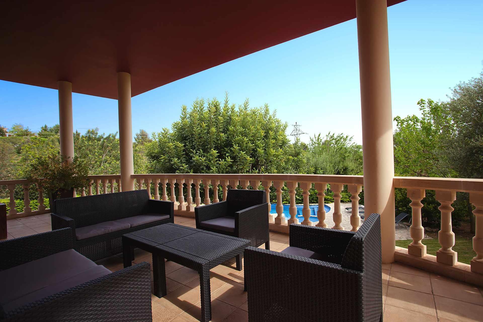 01-309 hübsches Ferienhaus Mallorca Zentrum Bild 6