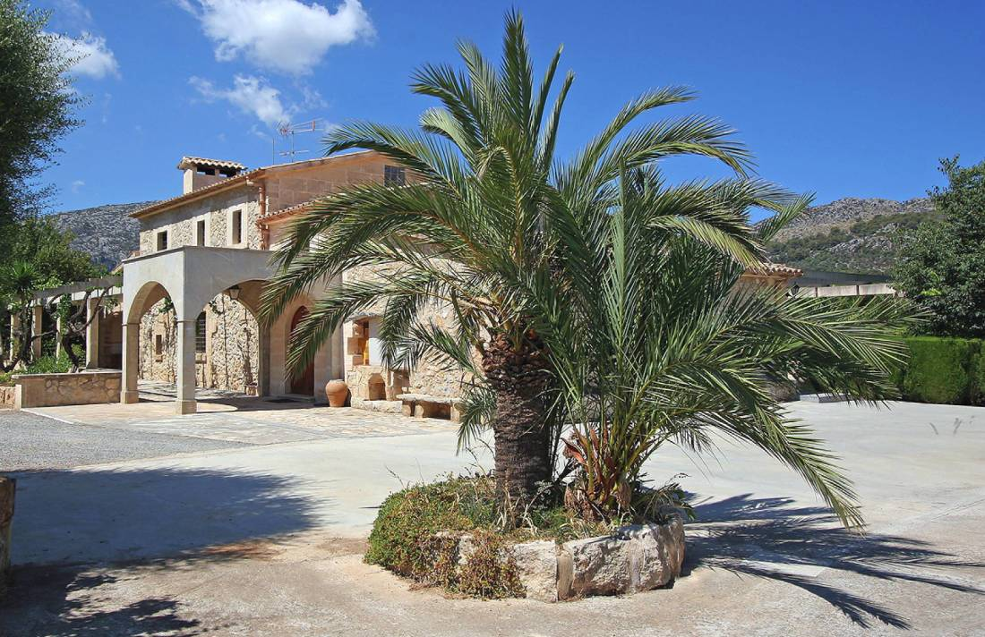 01-148 altes Farmhaus Mallorca Norden Bild 6