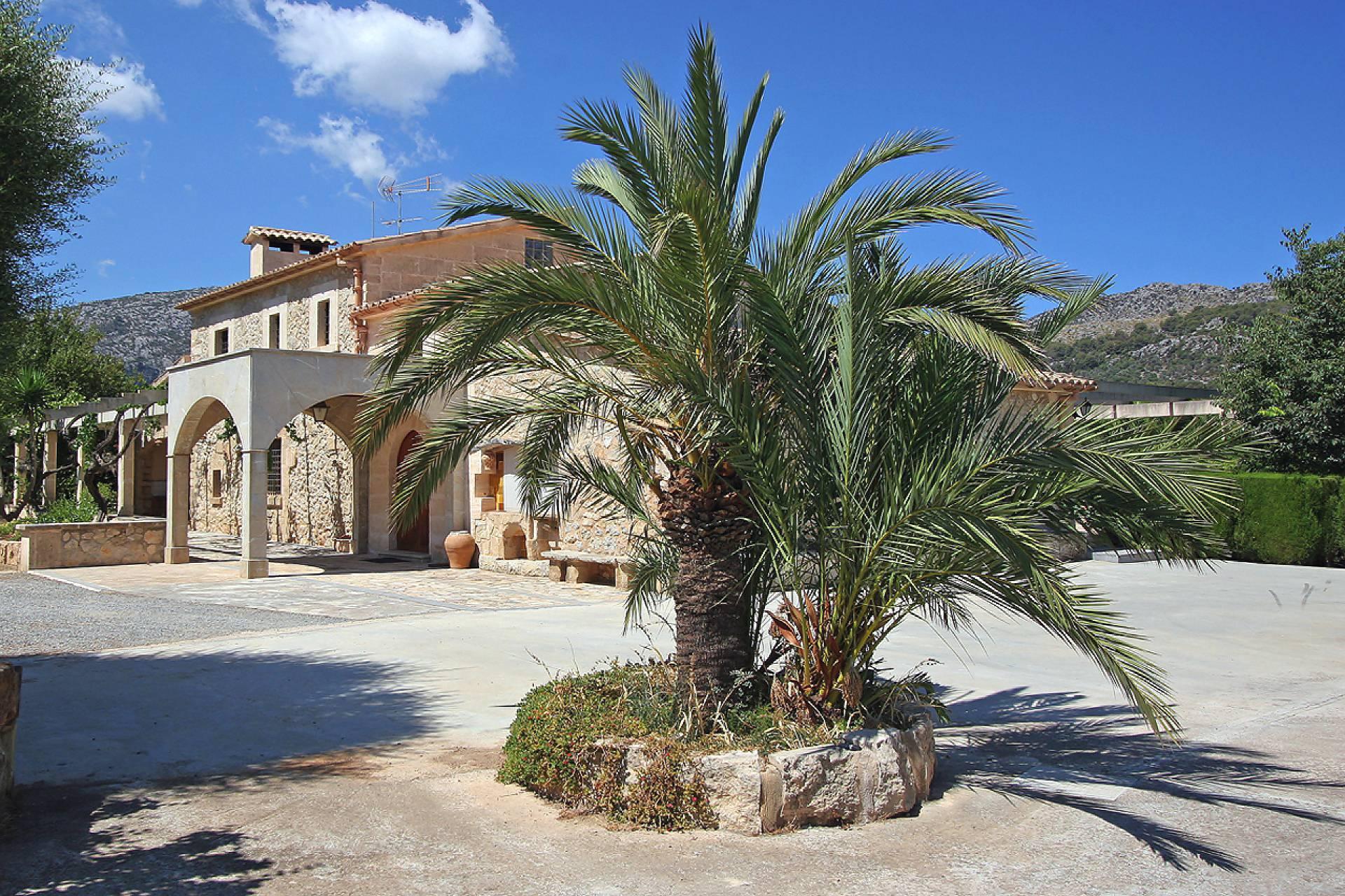01-148 old farmhouse Mallorca north Bild 6