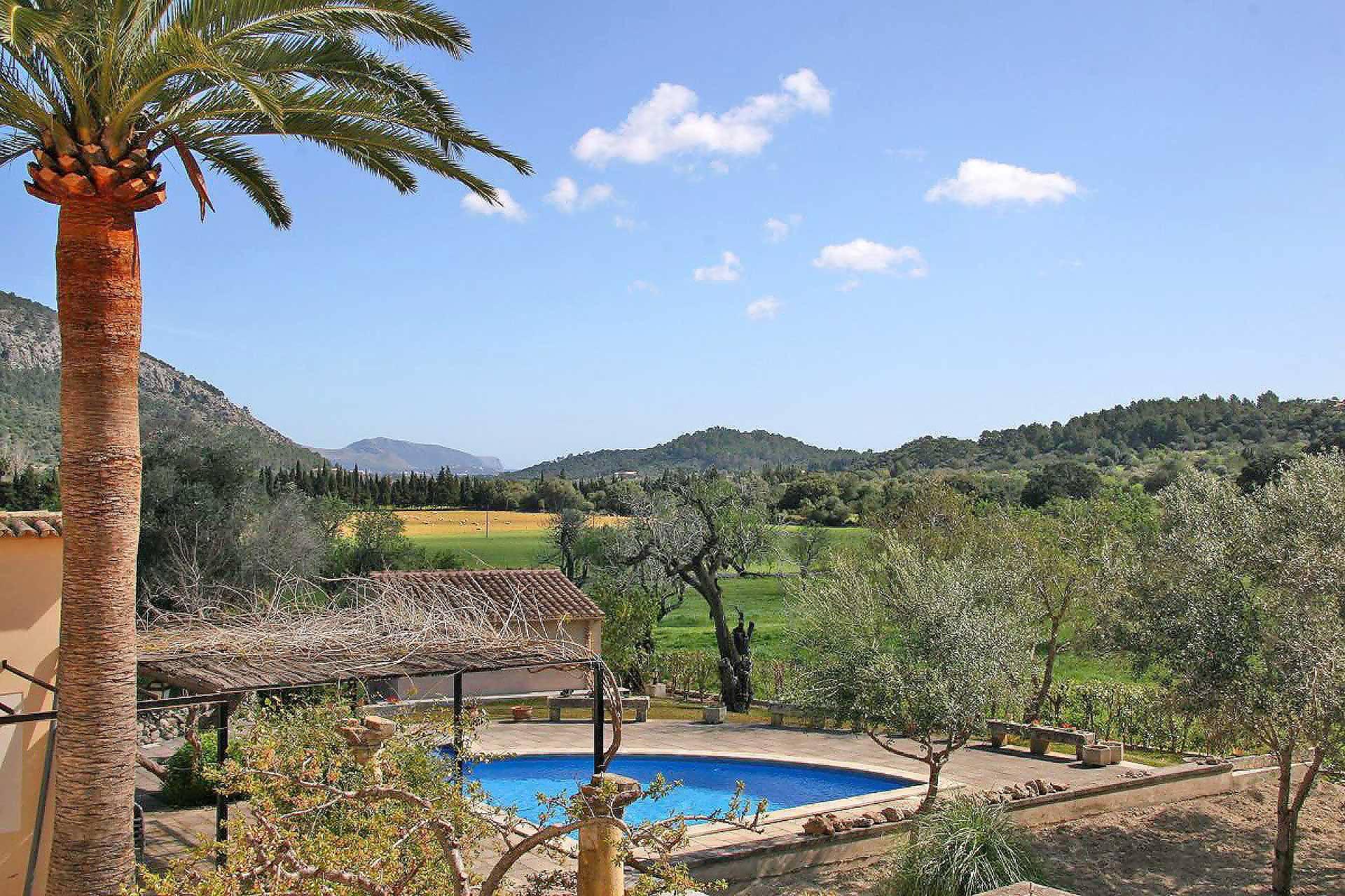 01-27 Mallorquinische Finca Mallorca Norden Bild 6