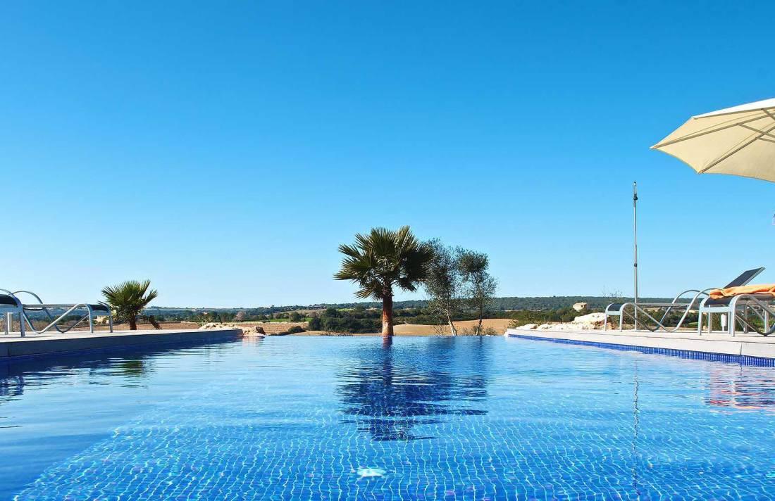 01-90 Neu gebaute Finca Mallorca Osten Bild 6