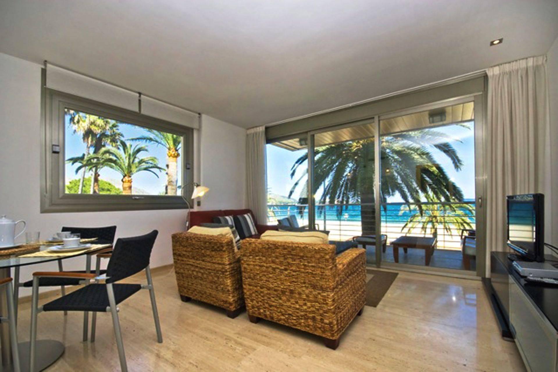01-202  Moderne Ferienwohnung Mallorca Norden Bild 6