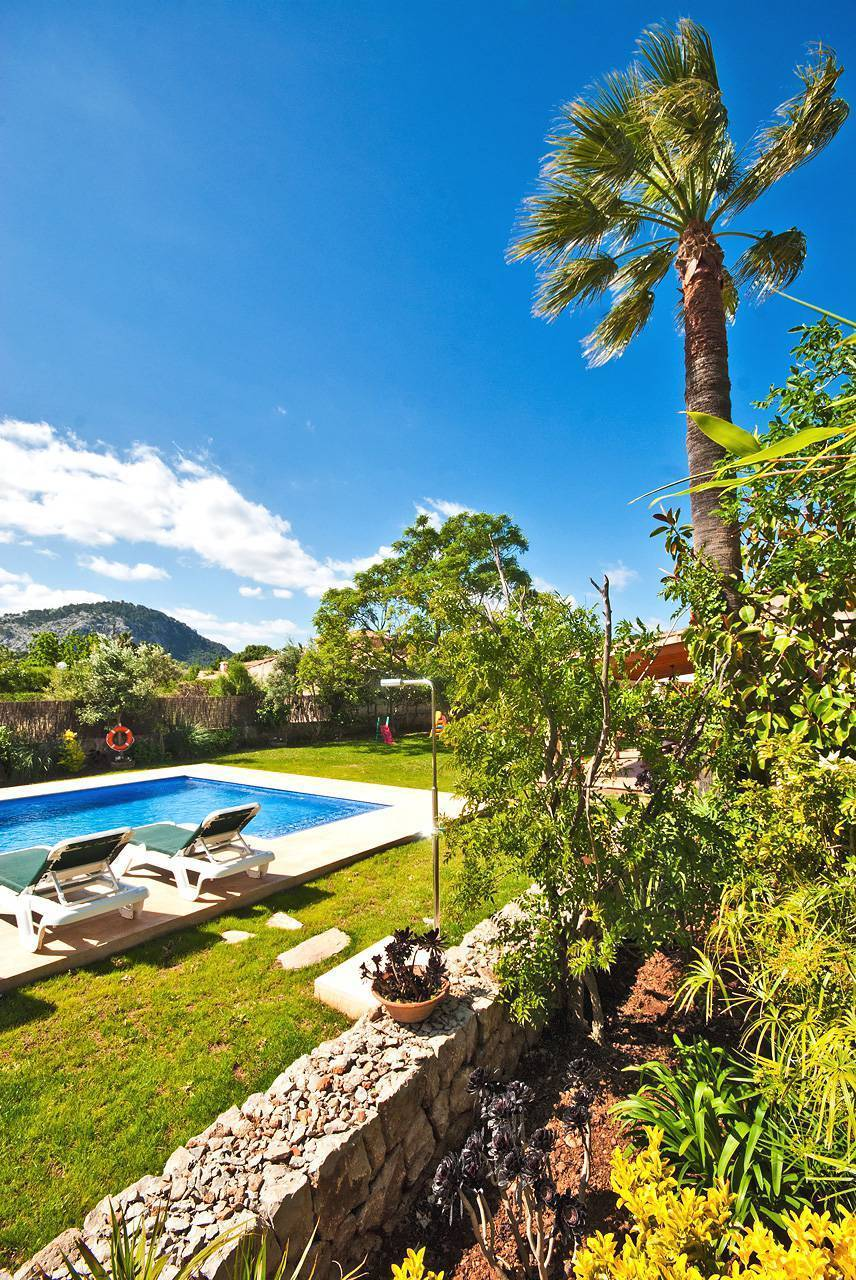 01-223 Rustic Holiday home Mallorca North Bild 5