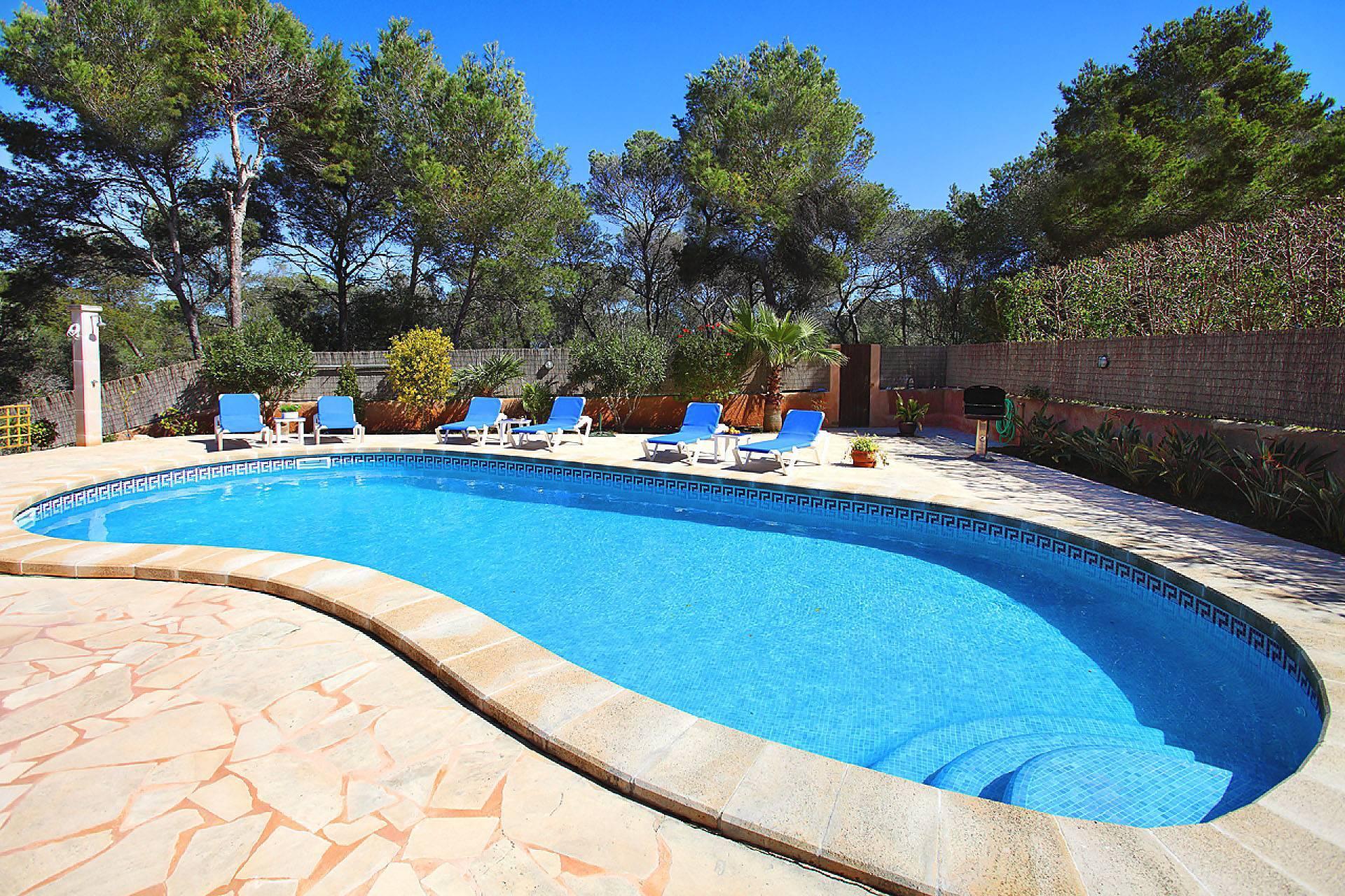 01-174 Gemütliches Ferienhaus Mallorca Süden Bild 6