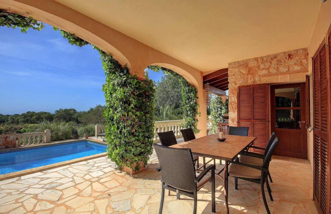 01-259 Finca Mallorca Süden mit Pool Bild 6