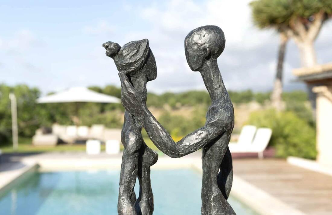 01-354 Luxus Design Finca Mallorca Zentrum Bild 6