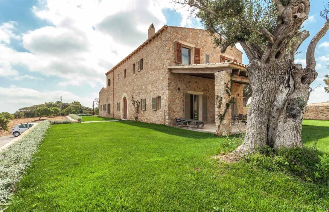 01-306 topmoderne Finca Mallorca Nordosten Bild 6