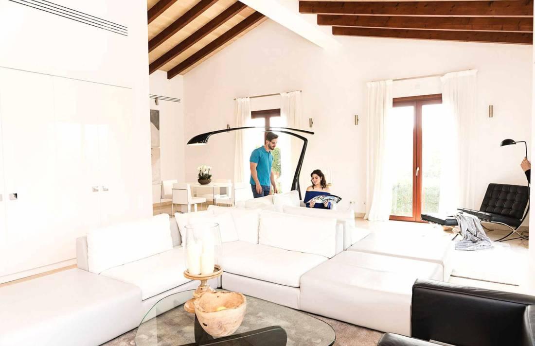 01-326 Design Villa Golf Course Northeast Mallorca Bild 6