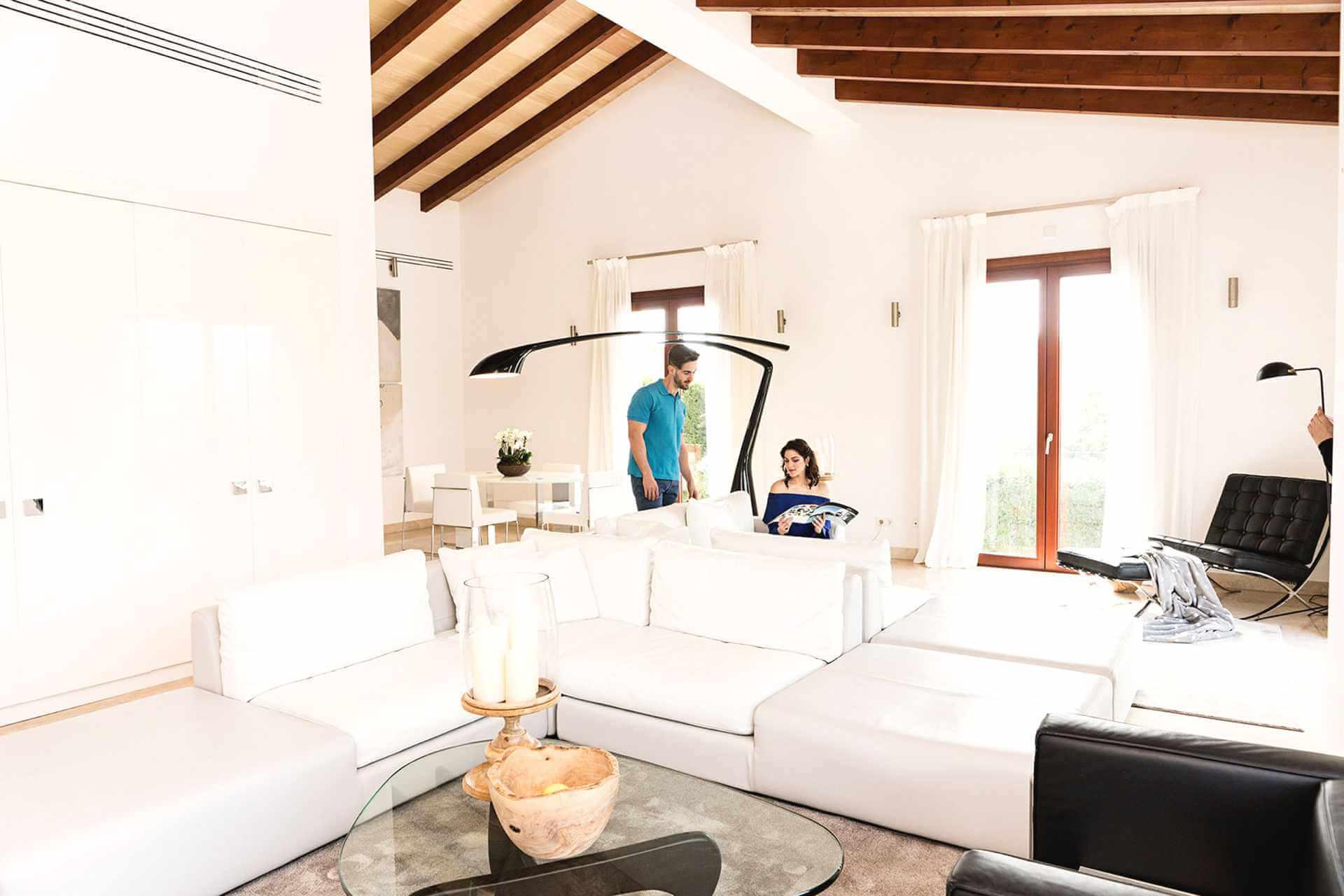 01-326 Design Villa Golfplatz Nordosten Mallorca Bild 6