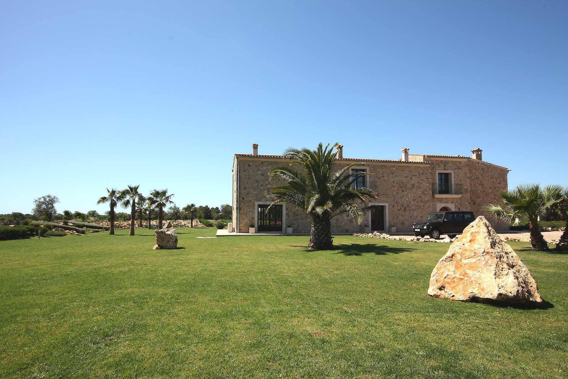 01-96 großzügige Finca Mallorca Süden Bild 6