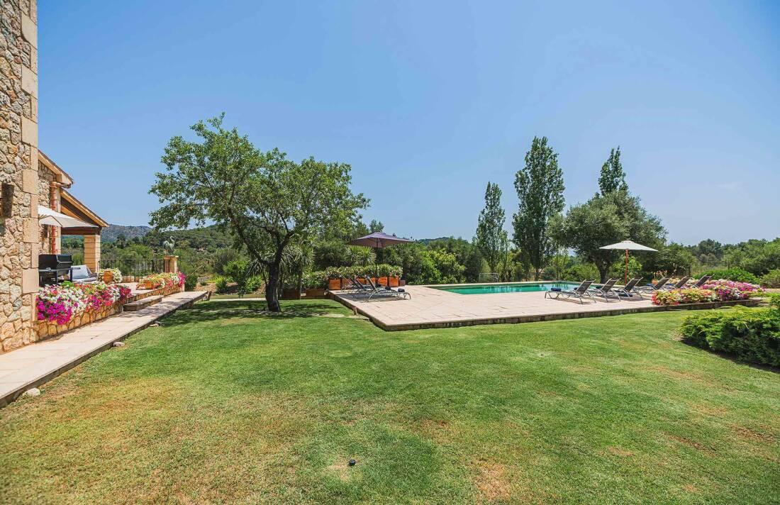 01-348 Luxus Familien Finca Norden Mallorca Bild 7