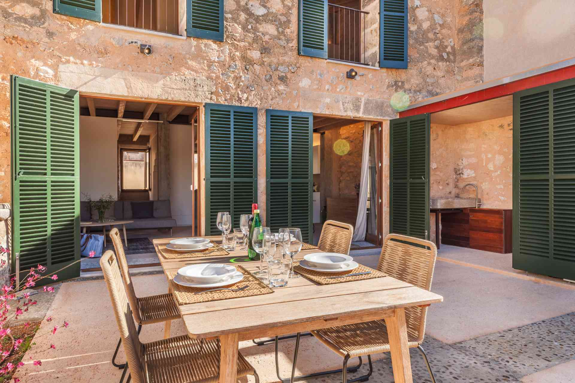 01-253 modern semi-detached House Mallorca Bild 7