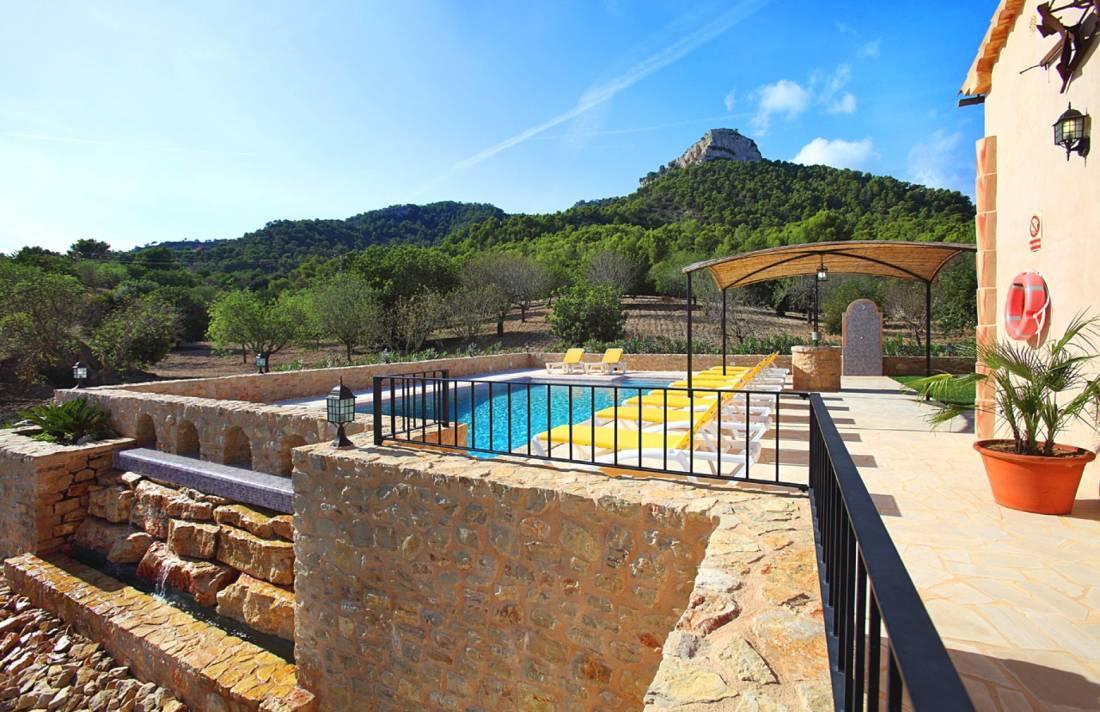 01-159 Ländliches Ferienhaus Mallorca Osten Bild 7