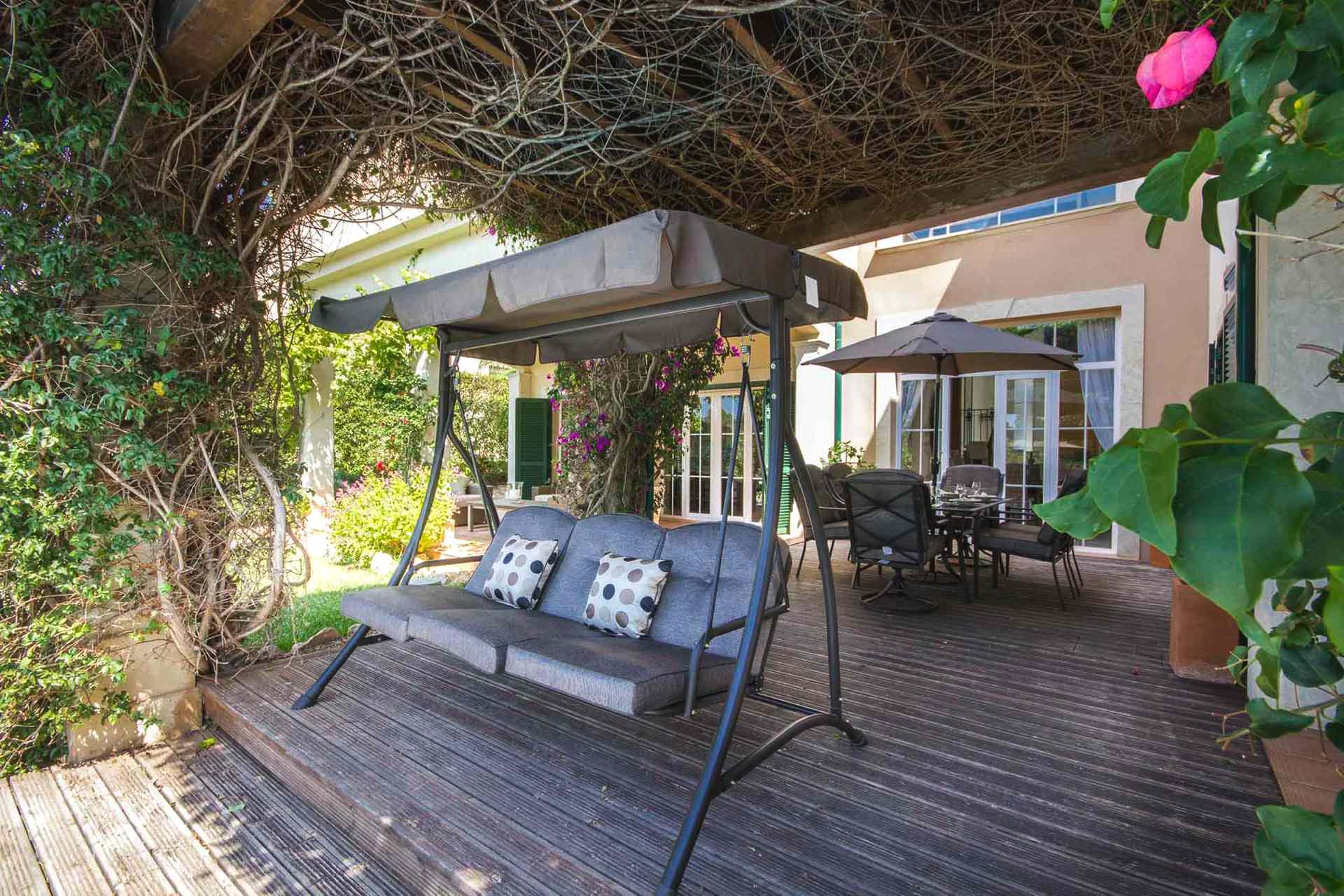 01-302 hübsches Ferienhaus Mallorca Südwesten Bild 7
