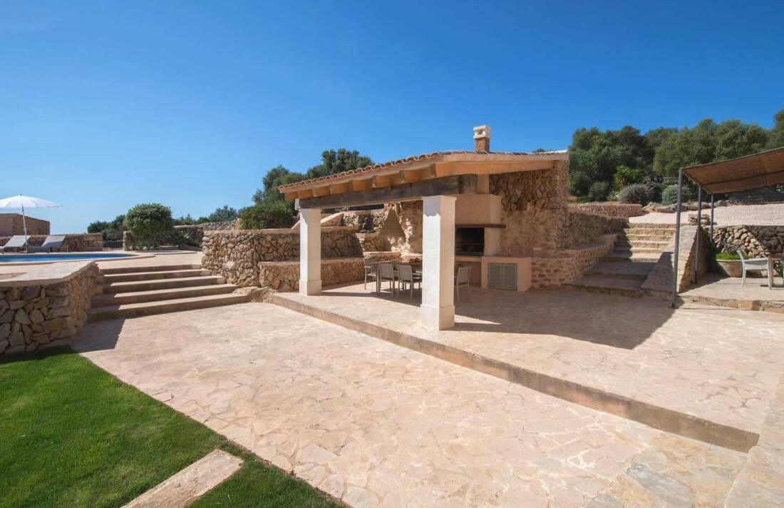 01-345 modern sea view Villa Mallorca east Bild 7