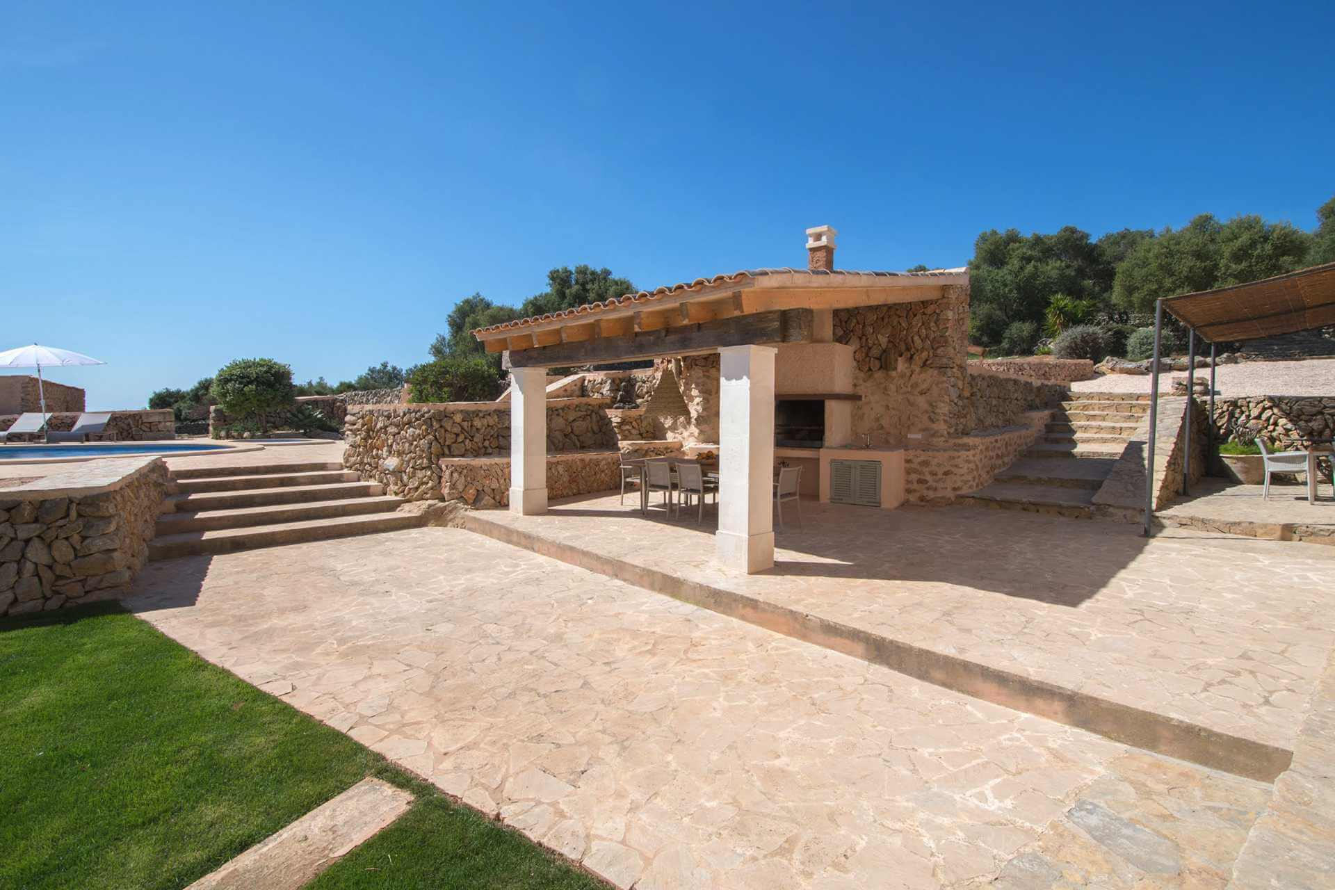 01-345 moderne Meerblick Finca Mallorca Osten Bild 7