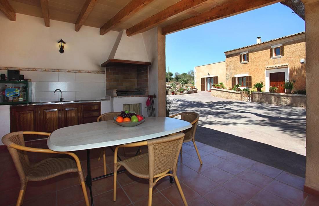 01-142 Rustic farmhouse Mallorca east Bild 5