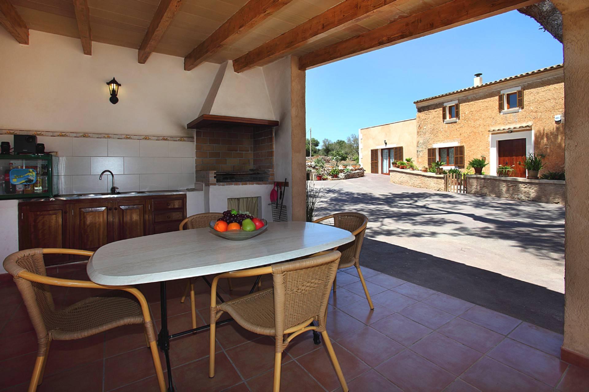 01-142 Rustikales Bauernhaus Mallorca Osten Bild 5