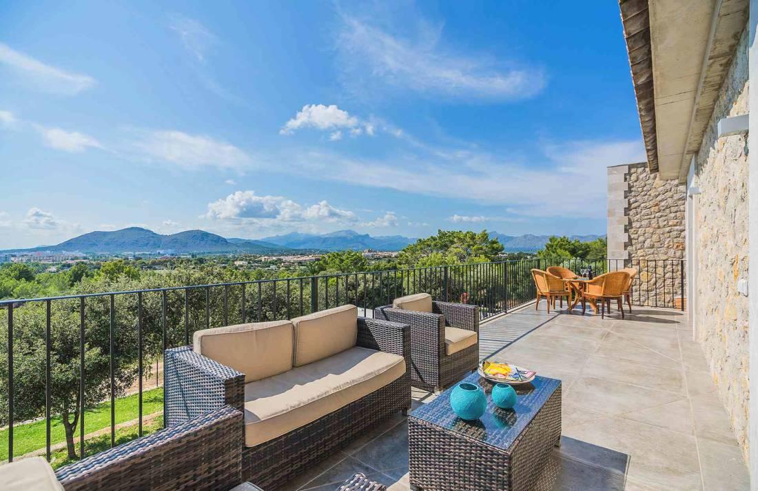 01-155 exklusive Luxus Villa Norden Mallorca Bild 7