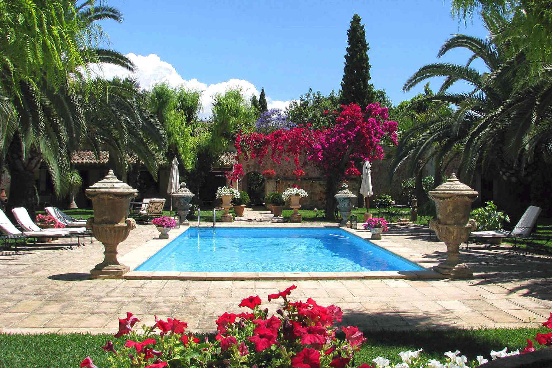 01-87 Luxuriöse Finca Mallorca Zentrum Bild 7