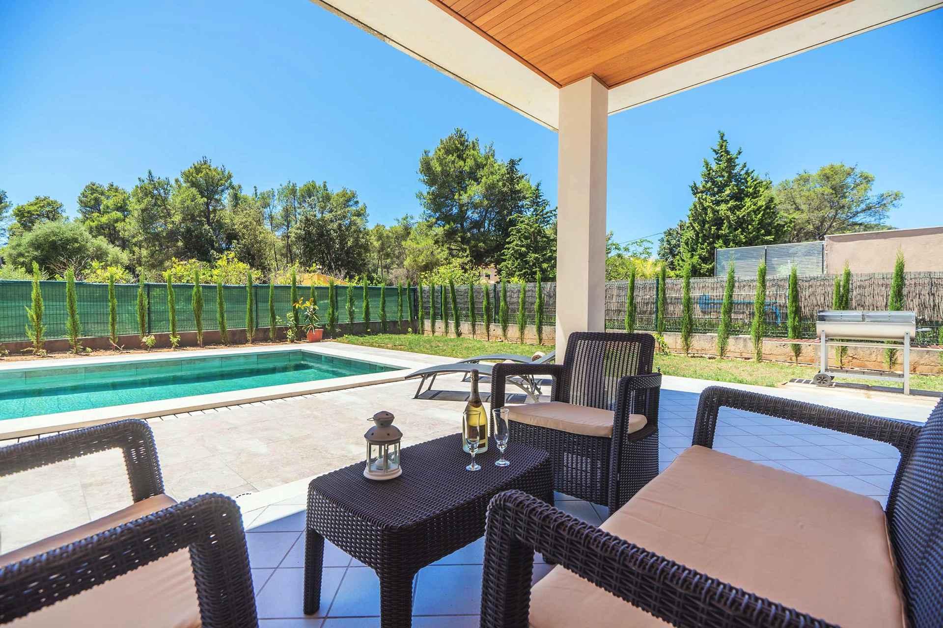 01-295 ortsnahe Villa Mallorca Norden Bild 7