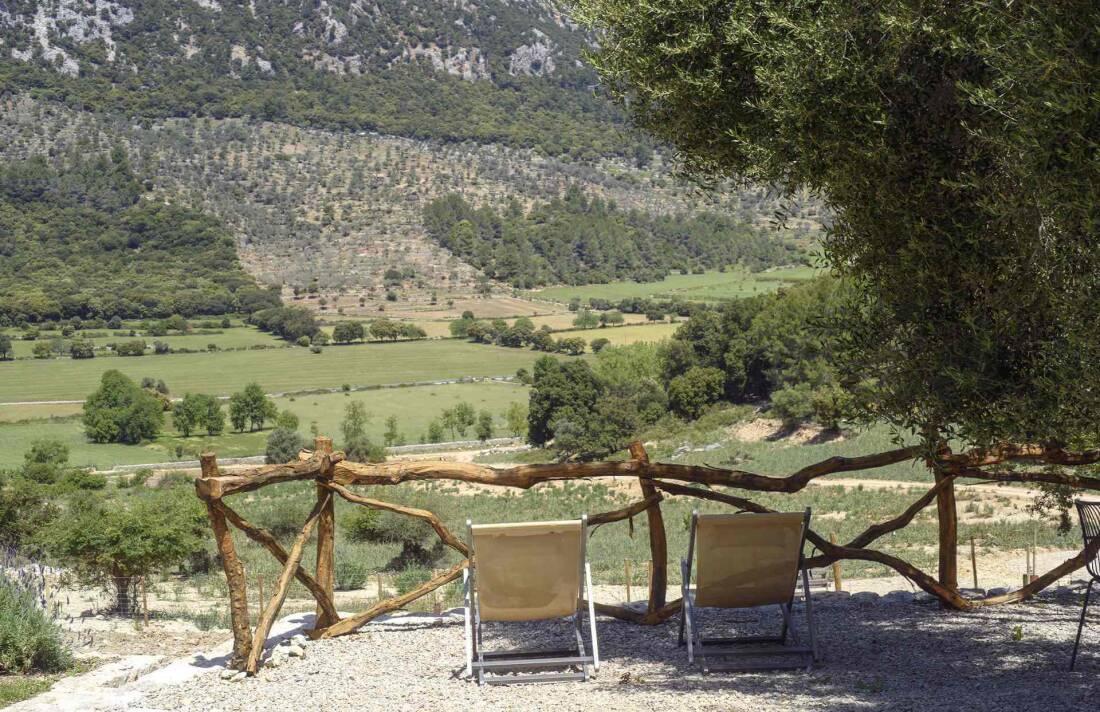 01-339 moderne kleine Finca Mallorca Westen Bild 7