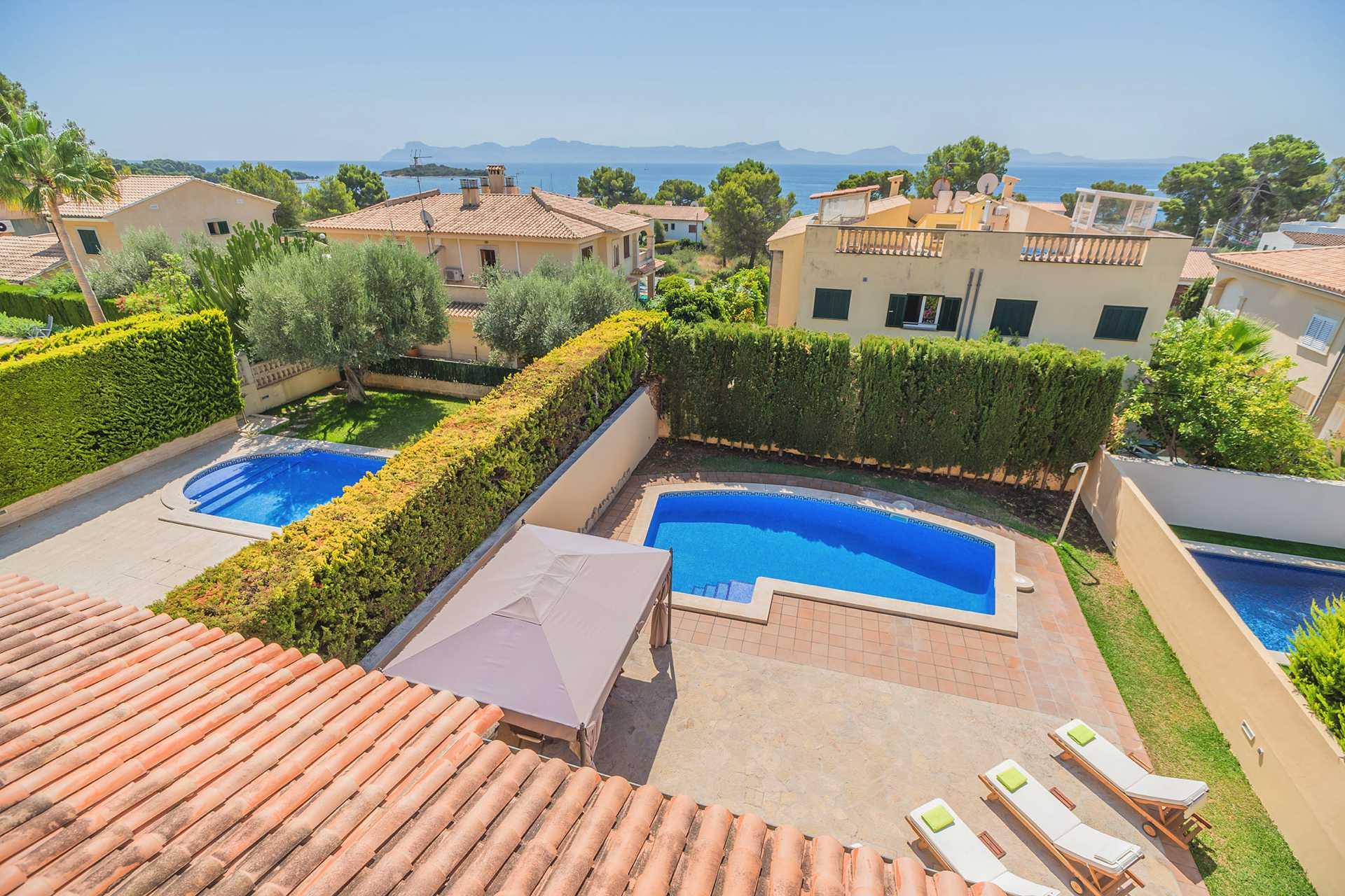 01-298 Golfplatz Chalet Mallorca Norden Bild 7