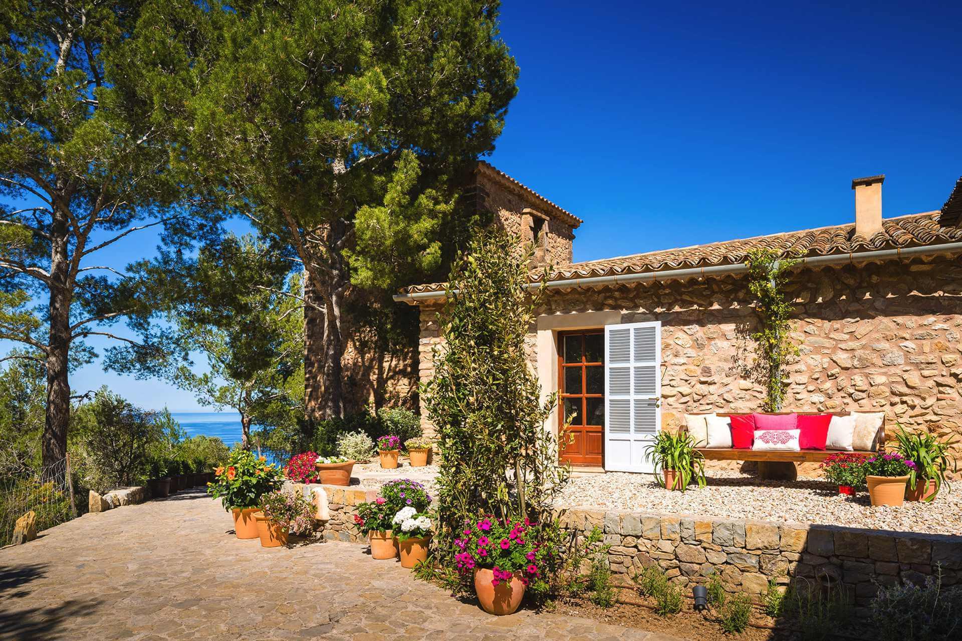 01-334 Luxus Finca Mallorca Westen Bild 7