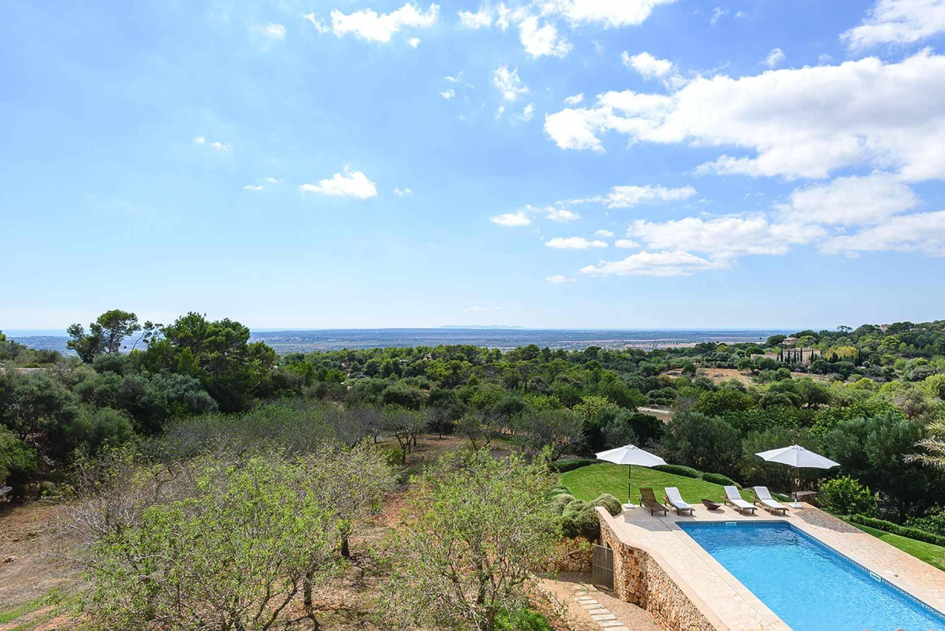01-300 geschmackvolle Finca Mallorca Süden Bild 7