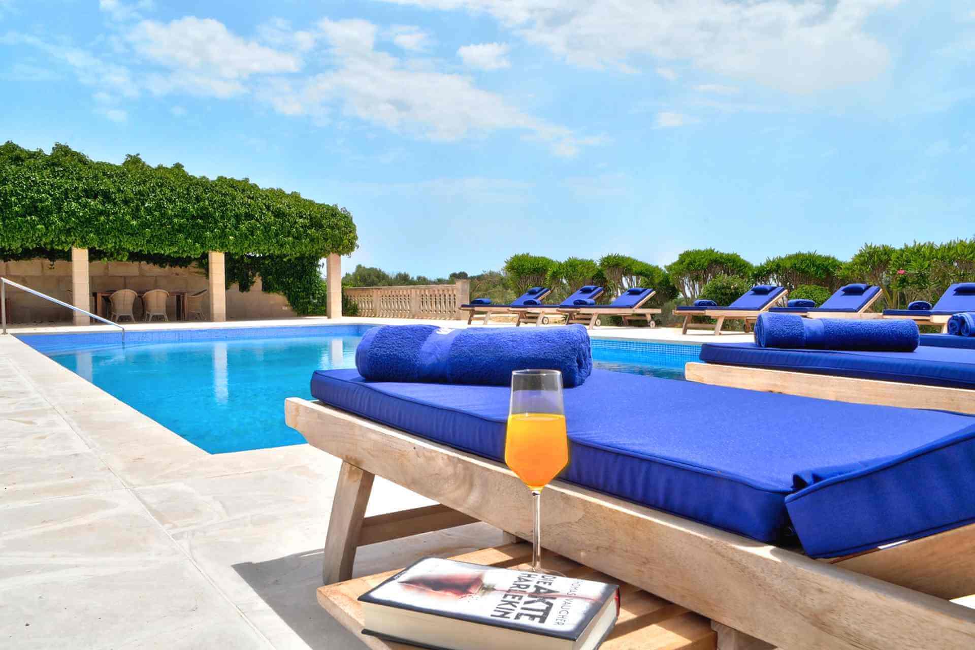 01-319 riesige luxus Finca Mallorca Osten Bild 7