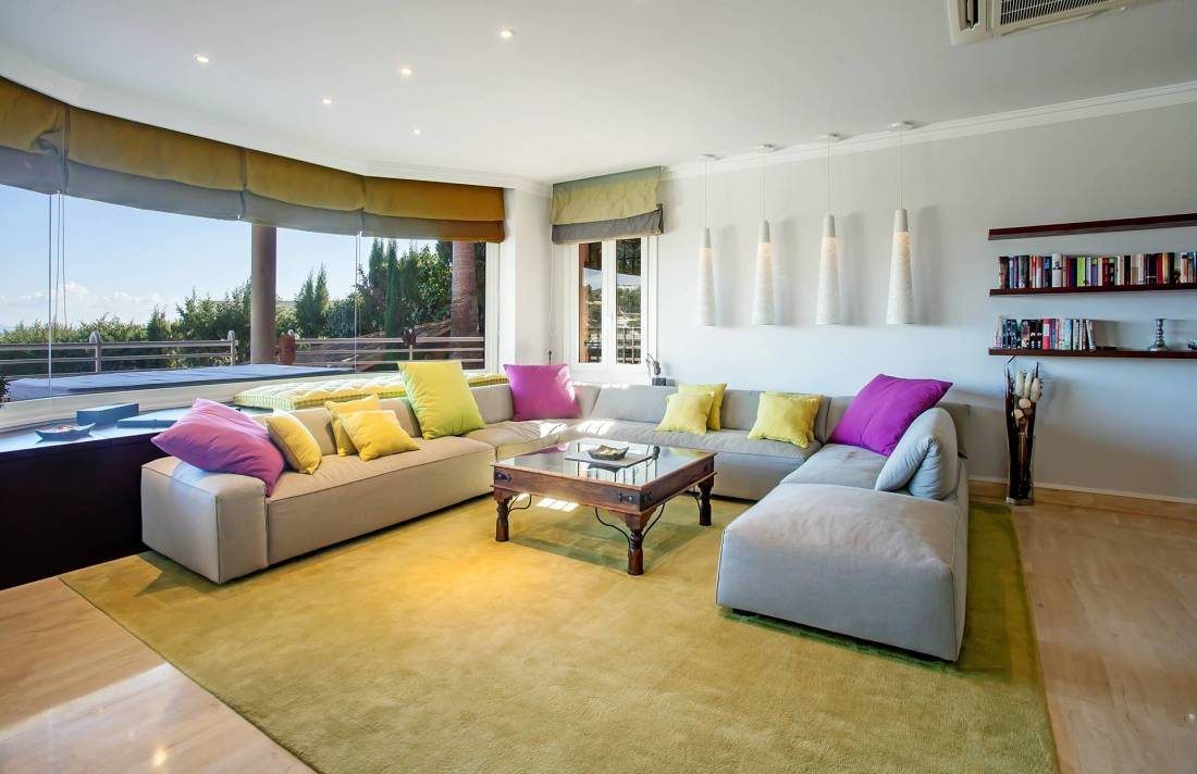 01-251 Extravagante Villa Mallorca Südwesten Bild 6