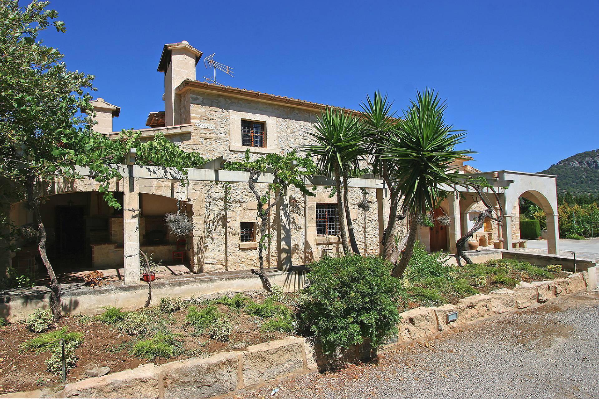 01-148 old farmhouse Mallorca north Bild 7