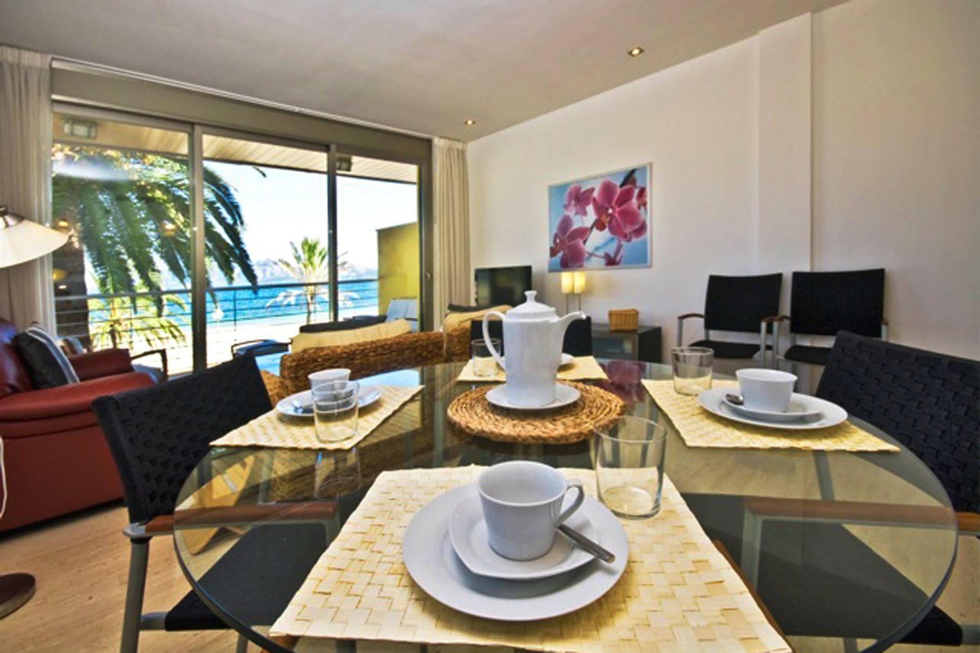 01-202  Moderne Ferienwohnung Mallorca Norden Bild 7