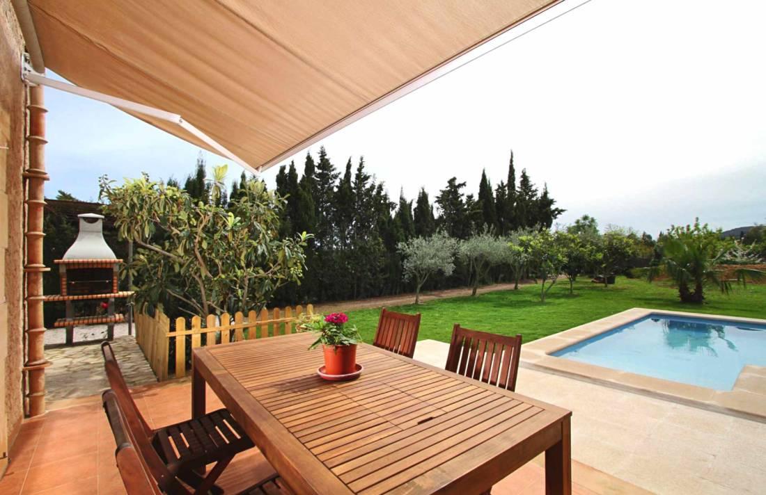 01-152 Kleine Finca Mallorca Norden Bild 7