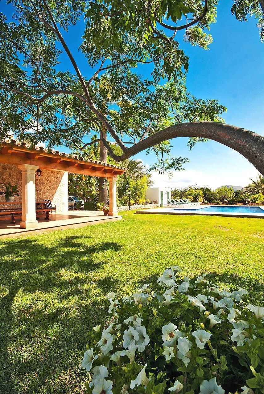 01-223 Rustic Holiday home Mallorca North Bild 6