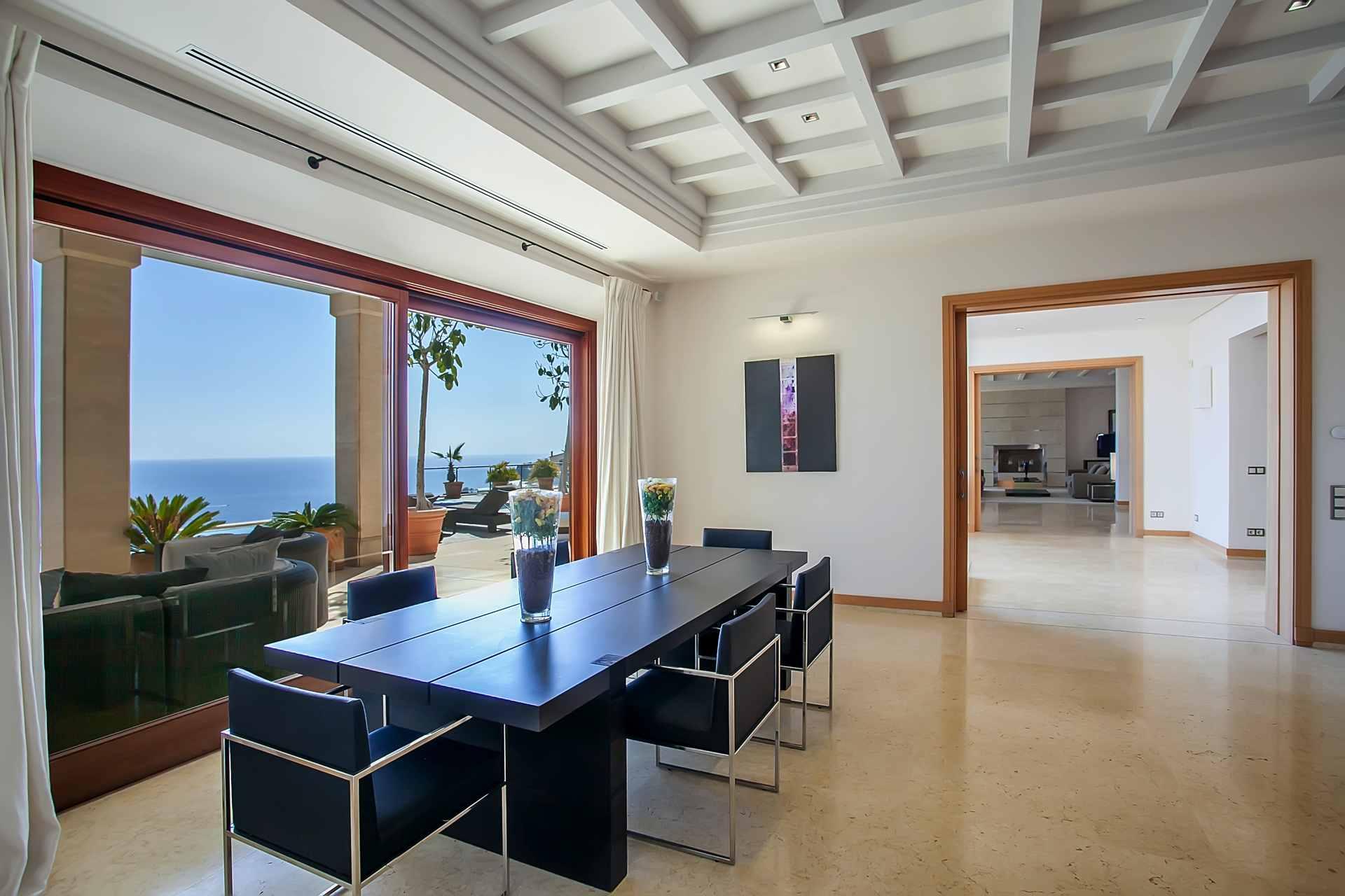 01-268 modern luxury Villa Mallorca southwest Bild 7