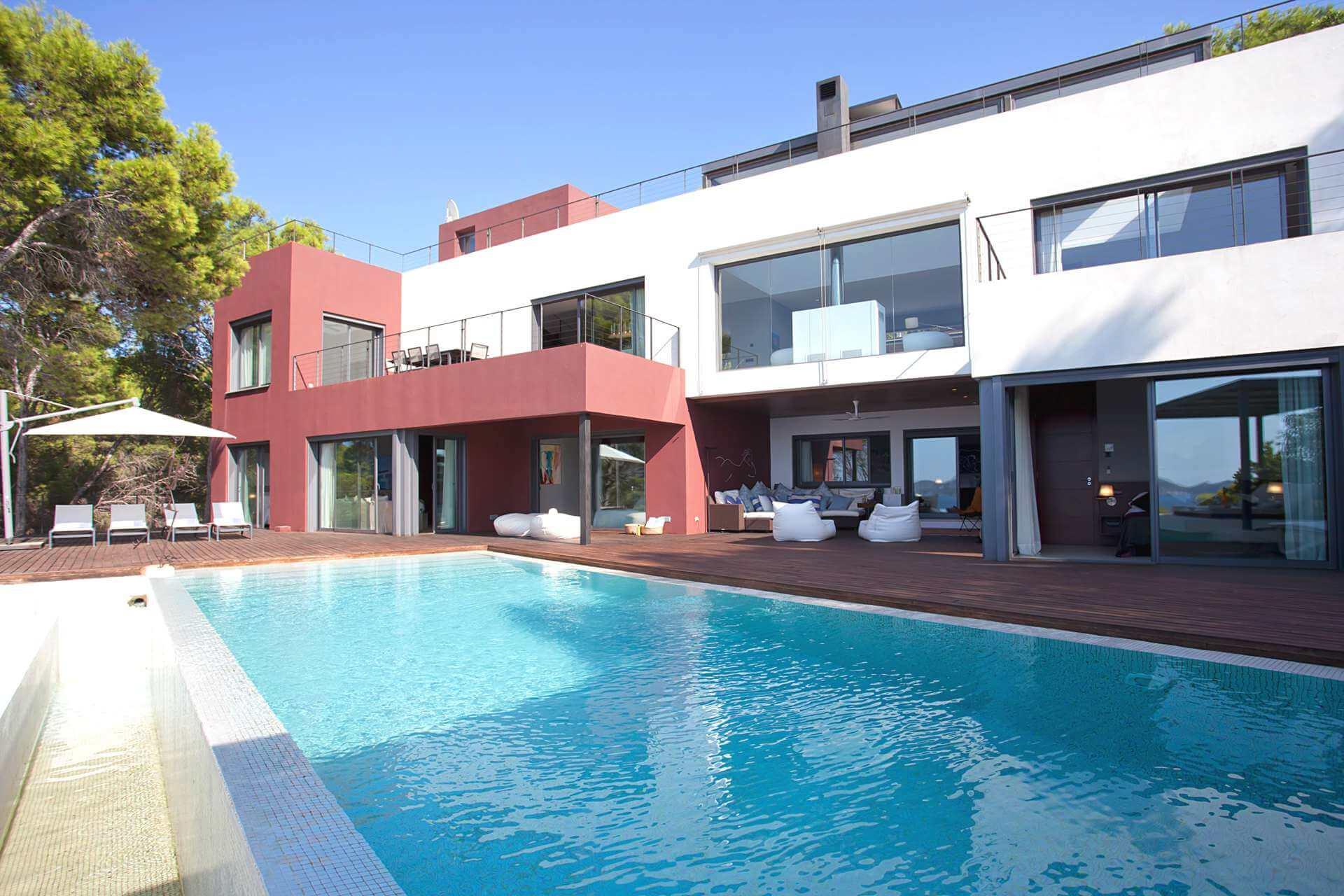 01-332 Meerblick Villa Mallorca Südwesten Bild 7