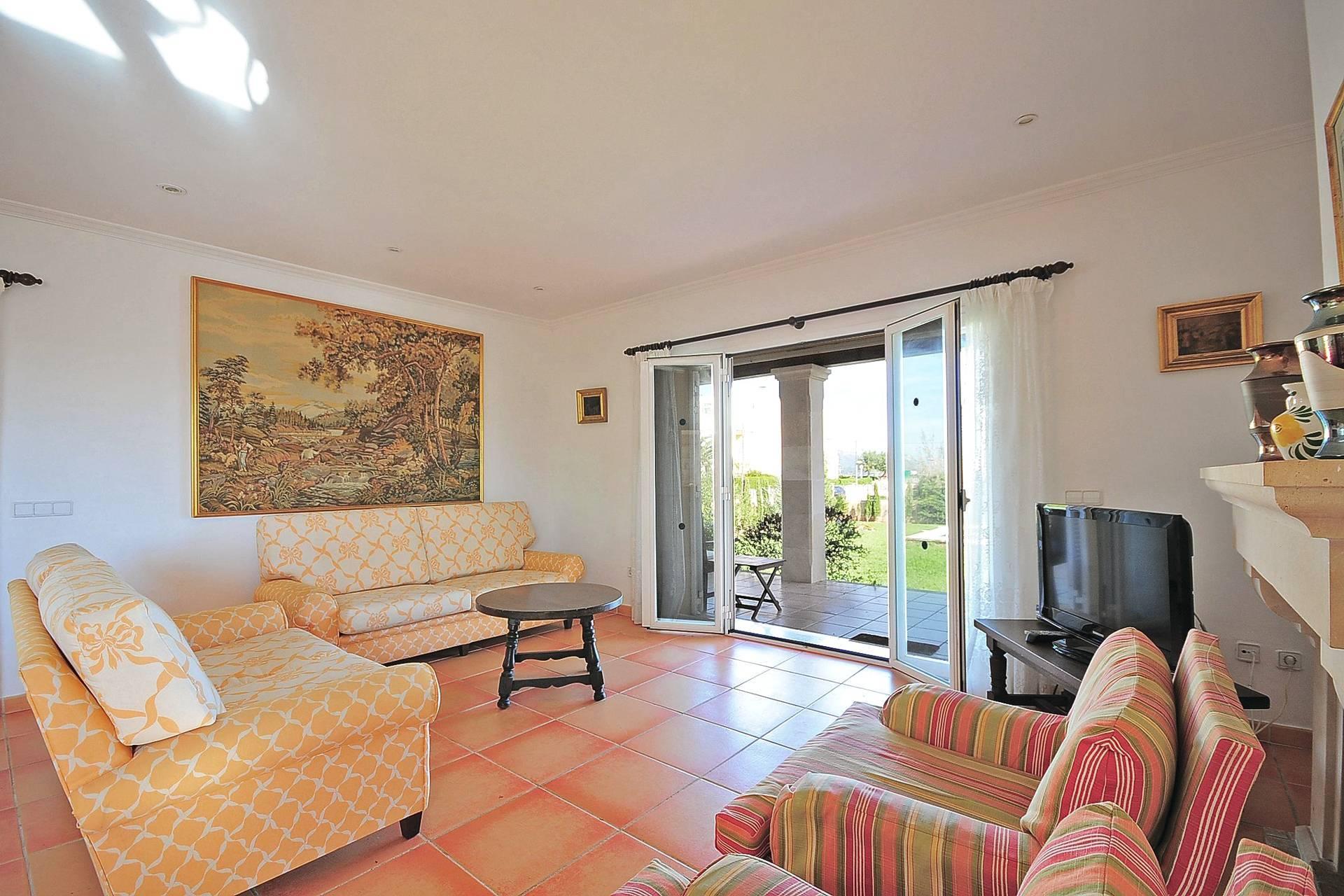 01-233 Ferienhaus am Strand Mallorca Norden Bild 7